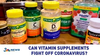 A las vegas couple says supplements and herbs helped them battle coronavirus, but do they really work? plus, the arts district continues to be be...