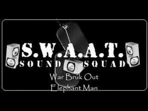 Gully Creature - Elephant Man - War Bruk Out mp3