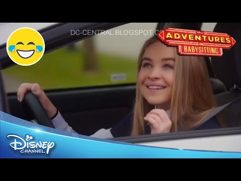 Adventures In Basitting  Meet Jenny and Lola!   Disney Channel US HD