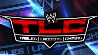 WWE TLC: Tables, Ladders & Chairs 2012 PPV Review