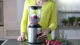 Healthy smoothies with Braun's PowerBlend 3 Jug blender.