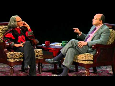Johnnetta Betsch Cole and Kwame Anthony Appiah