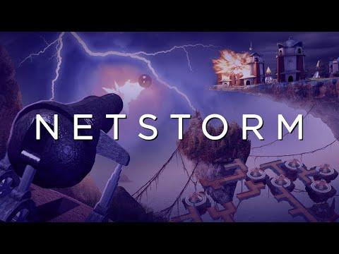 Not Forgotten - NetStorm: Islands At War | Tetris/Tower-Defense Online RTS