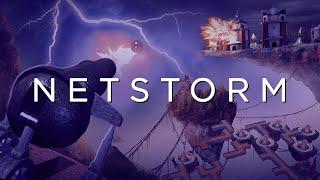 Not Forgotten - NetStorm: Islands at War   Tetris Meets StarCraft Meets Tower Defense