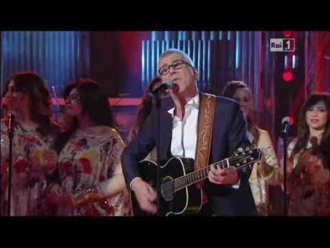Michele Zarrillo in La canzone del sole. Omaggio a Lucio Battisti