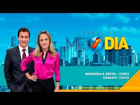 Ao Vivo: Jornal do Meio Dia, TV Serra Dourada