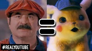 The Detective Pikachu Movie Is Important for Video Game Movies | #realyoutube