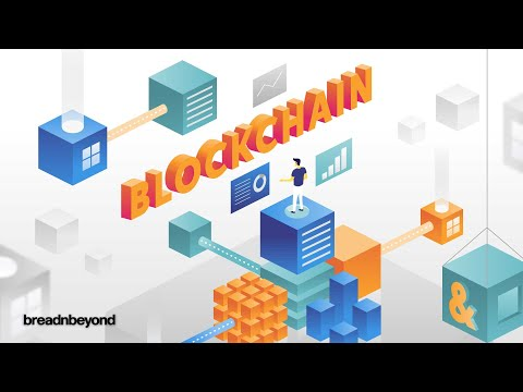 Show Reel Blockchain Explainer Video by Breadnbeyond