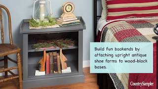 Fun Ways To Repurpose Decor A Country Sampler Design Tutorial Youtube
