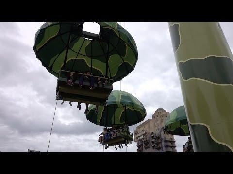 Walt Disney Studios Park vlog Disneyland Paris September 2016. :)