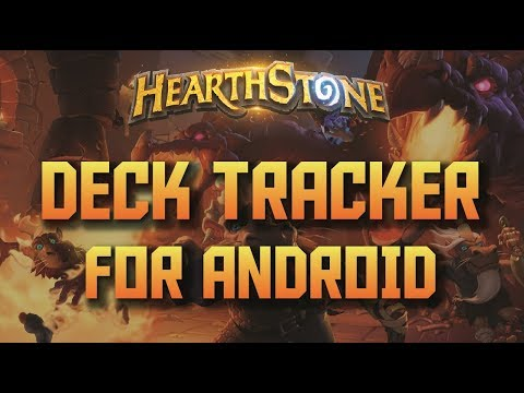 Android Hearthstone Deck Tracker - Tracking Stats And Cards On Your Phone! | Dekkster