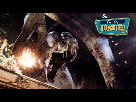CLOVERFIELD - MOVIE REVIEW HIGHLIGHT - Double Toasted