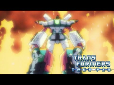 Transformers Robots in Disguise - Omega Prime