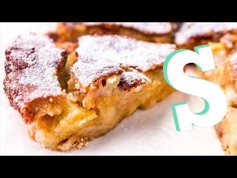 Toffee Apple Cookie Pie - 100th FridgeCam!!!