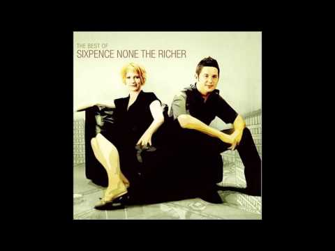 THERE SHE GOES   SIXPENCE NONE THE RICHER