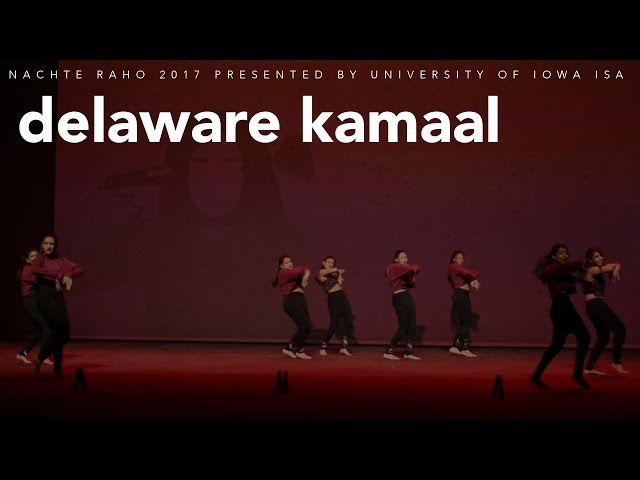 DELAWARE KAMAAL- Nachte Raho 2017 (livestream replay)