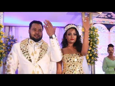 Wedding: Mekdes Tsegaye and Solomon Menjeta