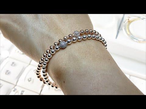 PANDORA Beads & Pavé Bracelet 588342CZ (Autumn 2019)