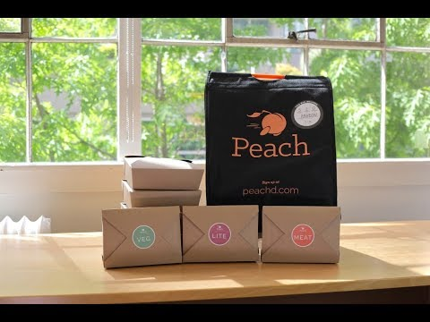 Forget Postmates & DoorDash: Peach May be the Future of Food