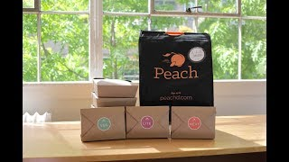 Forget Postmates & DoorDash: Peach May be the Future of Food Delivery