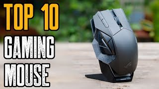 Top 10 Best Gaming Mouse 2019!