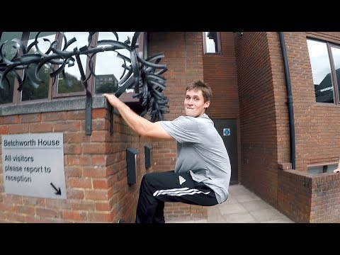 Horrible spike challenge gets harder! 🇬🇧🇮🇹