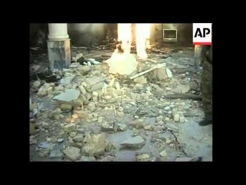 WRAP Shiite attacks on Sunni mosques,  protest in Sadr-City, Sunni, Shiite comment