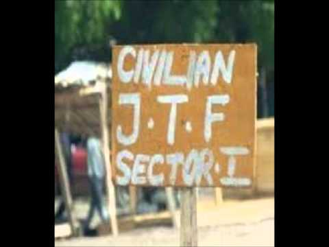 Dr. Brimah, Civilian JTF Talk Abducted Girls, Rescue Mission On Radio France