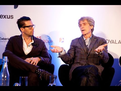CMS 2016 with Sir John Hegarty: Mad men, meet the algorithm - creativity in the digital age