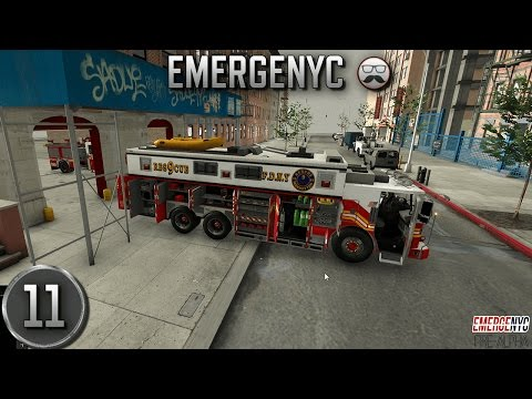 EmergeNYC Game ▬ Tech Demo Video #11 – New Update V0.2.0a adds more to the last updates/patches!