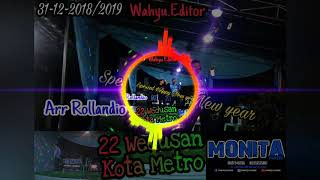 Download 1.NEW MONITA MUSIC HAPPY NEW YEARS RECORD WAHYU PONGAH Mp3