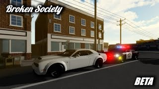 Broken Society (Law Enforcement) | Roblox Roleplay|