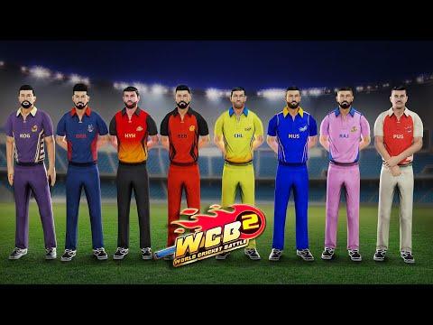 World Cricket Battle 2 (WCB2) - Multiple Careers 홍보영상 :: 게볼루션