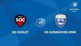 Cholet vs Avranches full match