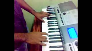 kangal irandal song - keyboard and tabla by Jai