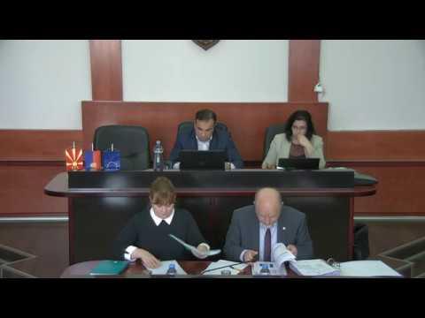 53 Седница на Совет на Општина Велес - 11.03.2020