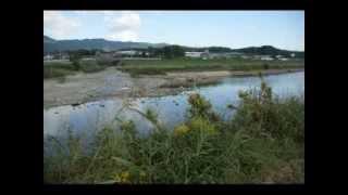 赤池水辺散策 ④ 福岡県田川郡福智町