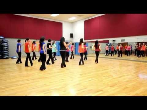 So Just Dance Dance Dance! -  Line Dance (Dance & Teach in English & 中文)