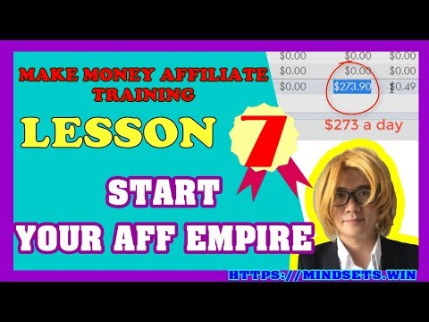 How To Make Money Online Fast And Easy 2018   Build Affiliate Marketing Empire  P7