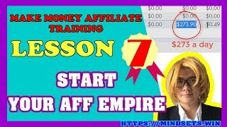 How To Make Money Online Fast And Easy 2018 | Build Affiliate Marketing Empire |P7
