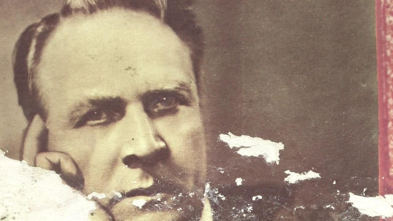 Fedor Schaljapin: Sie hat mich nie geliebt. (1910). - YouTube