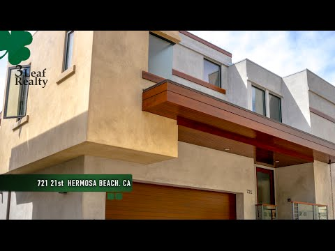 video:Hermosa Beach Townhouse for Sale...180 degree Ocean View