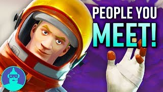 14 Players YOU Meet In EVERY Fortnite Match   The Leaderboard