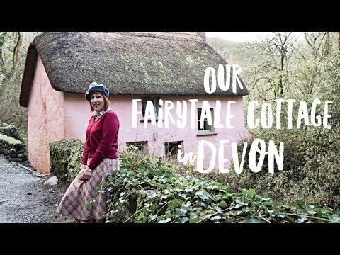 Our Fairytale Cottage In Devon