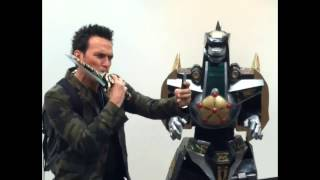 JDF calling my dragonzord costume/cosplay
