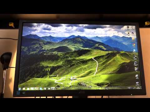 AOC G2460PQU 144hz Gaming Monitor Review - By TotallydubbedHD