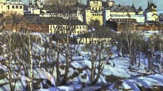 Липецк. Мост. Выставка