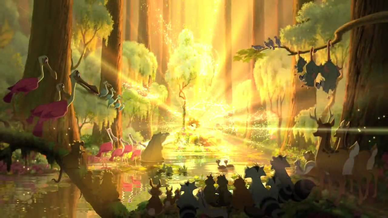 The Princess and the Frog International Trailer Montage