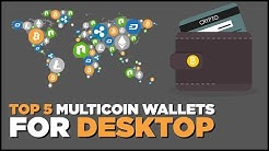 Top 5 Multicoin Wallets for Desktop