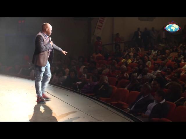 South African Comedian: Ngane-Ngane